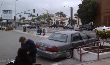 Car Accident on 7th