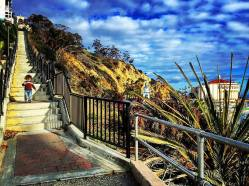 Stairs in catalina